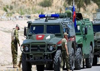 تفجيران يستهدفان دورية روسية جنوبي سوريا