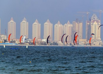 قطر تفتتح النسخة الأولى للألعاب العالمية الشاطئية