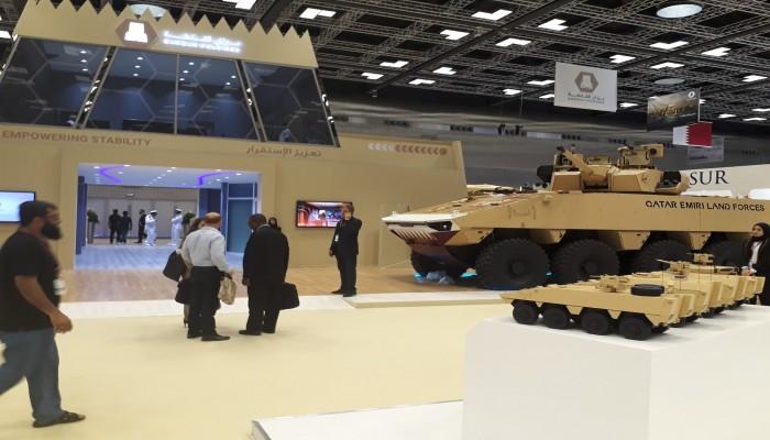 صعود مثير لشركة برزان القطرية للصناعات الدفاعية