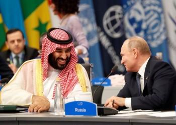 بوتين يشيد بعلاقات بلاده مع السعودية والإمارات