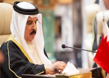 ملك البحرين يحذر من تهديد الملاحة بالخليج