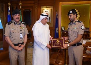 النيابة الكويتية تحتجز عضو العائلة الحاكمة المتهم بالإساءة لضابط