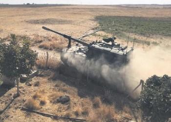 المرصد السوري: الجيش التركي يسيطر على 220 كم شرق الفرات