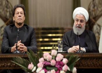 روحاني يرحب بجهود عمران خان لحل أزمة الخليج