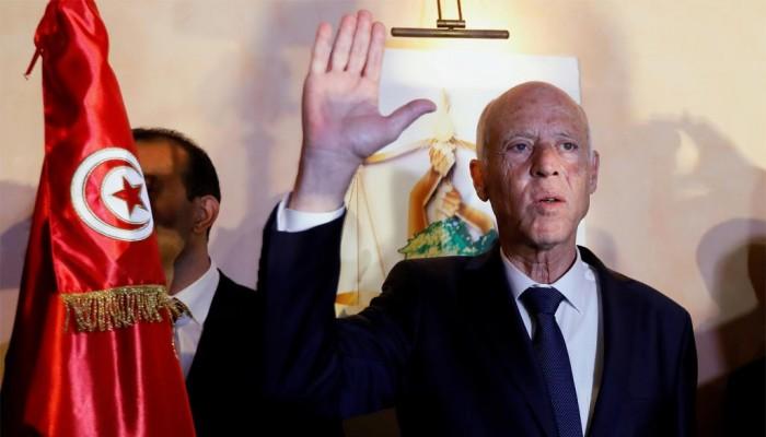 قيس سعيد يعلن فوزه بالرئاسة: الشباب فتح صفحة جديدة بتاريخ تونس
