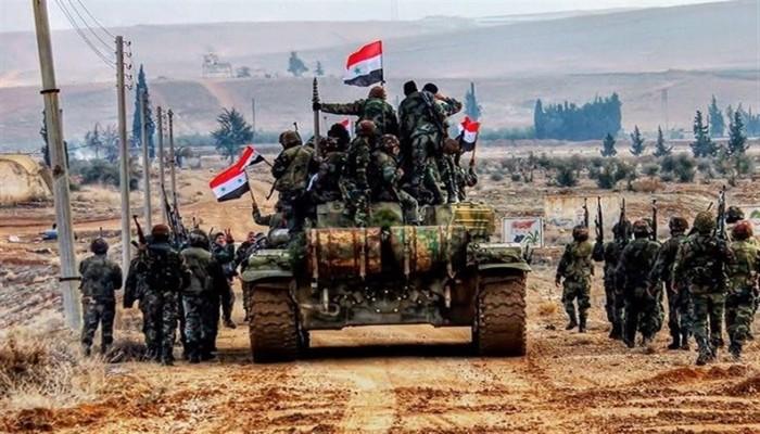 جيش النظام السوري يدخل ريف الرقة ويقترب من نظيره التركي