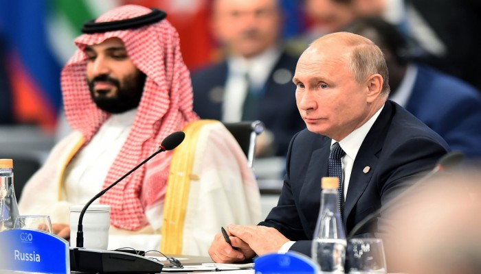 كشف تفاصيل المبادرة الروسية لإنشاء منظمة لأمن الخليج