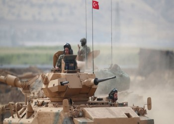 الجيش التركي يتجه لعين العرب ومنبج وتقدم قوات الأسد بلا تأثير