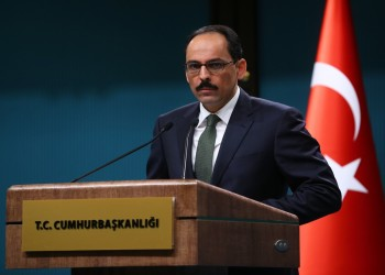 الرئاسة التركية: نبع السلام لن تتوقف حتى تحقق أهدافها