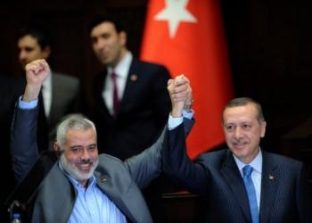 حماس تؤيد نبع السلام وتثمن موقف أردوغان من القضية الفلسطينية