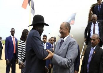 البرهان: نحتاج بعض الوقت لإحلال السلام بجنوب السودان