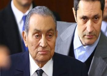 أول حديث بالفيديو لمبارك منذ خلعه قبل 8 أعوام.. ماذا قال؟