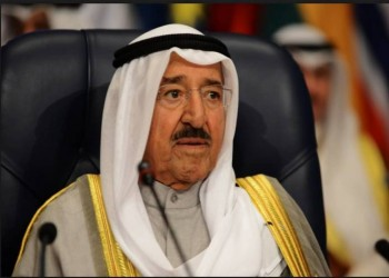 أمير الكويت يعود لبلاده بعد رحلة علاجية بأمريكا (فيديو)