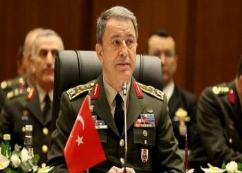 وزيرا الدفاع التركي والبريطاني يبحثان الوضع في سوريا