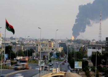 الوفاق الليبية تطالب الصين بالتحقيق حول قصف الإمارات لطرابلس