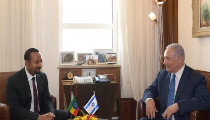 آبي أحمد يدعو نتنياهو لزيارة إثيوبيا