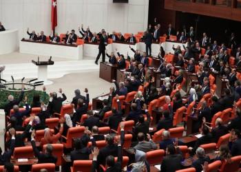 """مشاركة فلسطين في إدانة """"نبع السلام"""" تثير جدلا بالبرلمان التركي"""