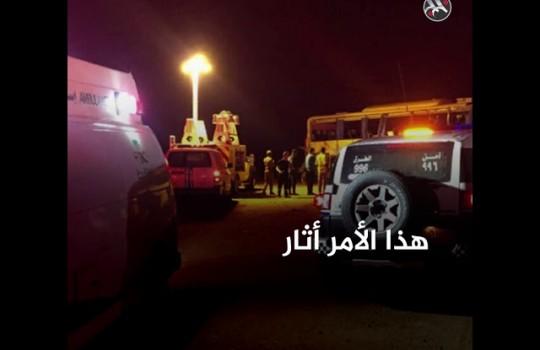 حادث مروع بالمدينة المنورة.. ماذا حدث؟