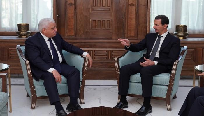 أول تعليق للأسد على العملية التركية: سنواجهها بكل الوسائل