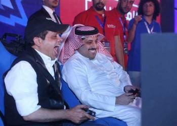 تركي آل الشيخ  يصف مسرحية هنيدي بالفاشلة