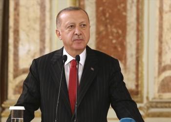 أردوغان: المنطقة الآمنة بسوريا ستمتد 440 كم على الحدود
