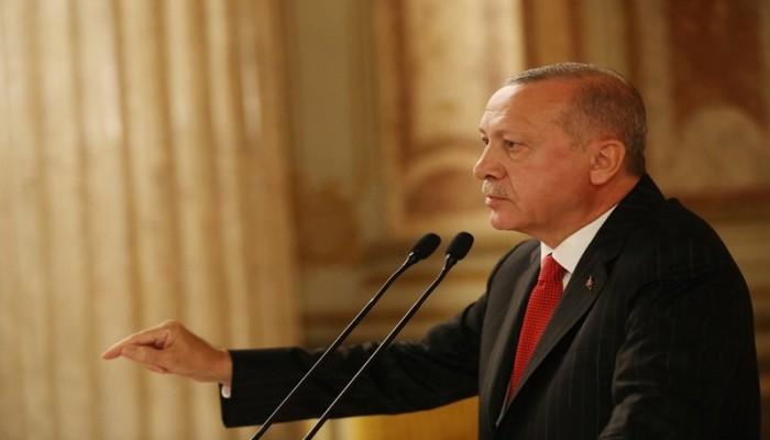 أردوغان: سيطرة قوات الأسد على المناطق الكردية لا تزعجنا