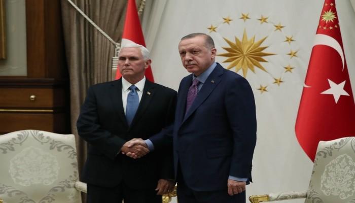 رغم الاتفاق.. واشنطن تقر بصعوبة وقف إطلاق النار شمالي سوريا