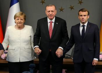 بعد الاتفاق الأمريكي.. ماكرون وميركل وجونسون يلتقون أردوغان قريبا