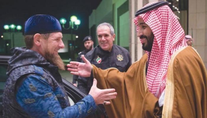 قديروف: السعودية مستعدة لضخ استثمارات في الشيشان