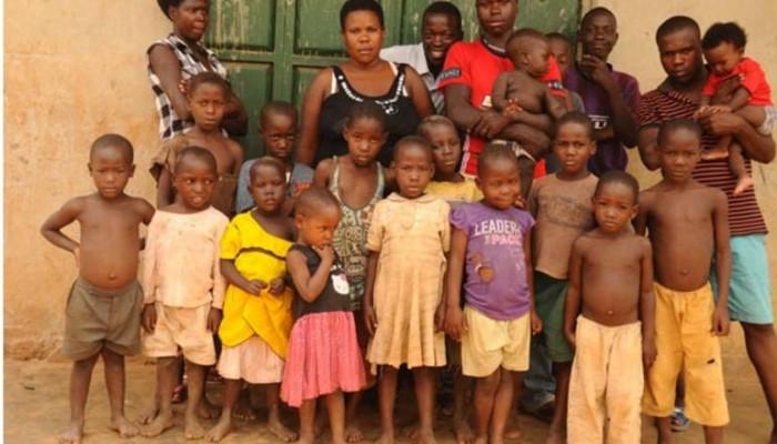 أيقونة خصوبة.. أوغندية تنجب 44 طفلا وتحير الأطباء