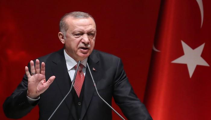 أردوغان يحذر الأسد ويوضح المساحة المتفق عليها مع أمريكا