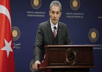 تركيا ترفض ادعاءات استخدام سلاح كيميائي في نبع السلام