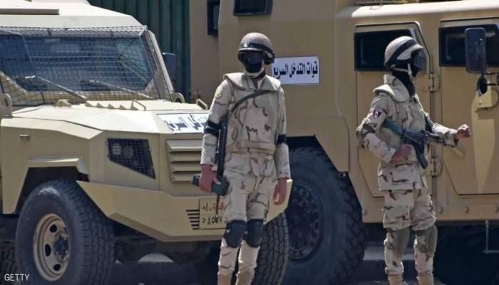 مقتل شقيقتين وإصابة آخرين في قصف للجيش المصري بسيناء