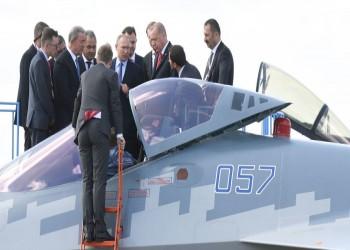 توقعات بشراء تركيا المقاتلة سو-57 الروسية