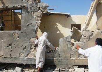 قتلى ومصابون من المدنيين بينهم أطفال في قصف للجيش بسيناء