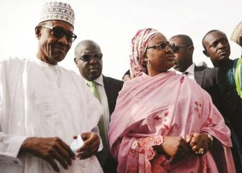 خبر مفبرك يشعل حربا داخل أسرة الرئيس النيجيري
