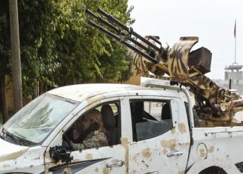 تركيا: لا نريد أي مقاتل كردي بالمنطقة الآمنة بعد الهدنة