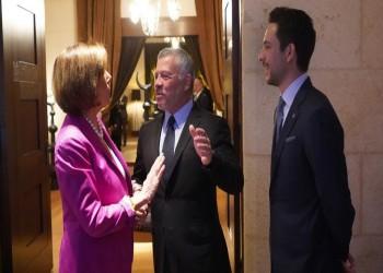 وفد من الكونغرس يبحث مع ملك الأردن الوضع بسوريا