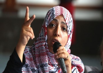 توكل كرمان: الثورة قادمة للسعودية والإمارات