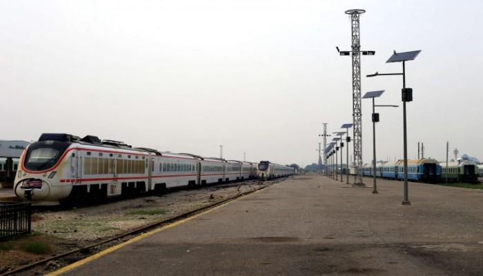 البدء قريبا بعمليات إنشاء خط سكك حديدية بين إيران والعراق