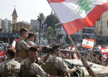 مراسلة تليفزيونية تنقذ متظاهرا لبنانيا من الاعتقال بحيلة ذكية