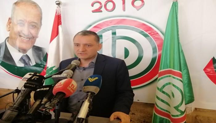 حركة أمل تصف احتجاجات لبنان بمشاريع الفتنة