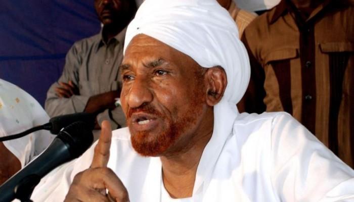حزب المهدي يرحب باستعداد قطر لدعم السودان خلال الفترة الانتقالية