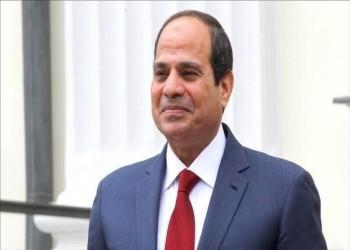 السيسي يبحث مع رئيس وزراء الكويت أمن الخليج