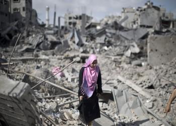 عجز بـ200 مليون دولار يتسبب في توقف إعمار غزة