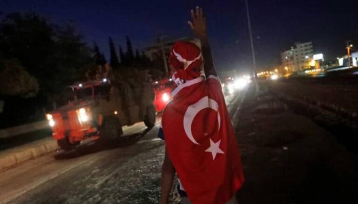 تركيا: وقف نبع السلام مرتبط بتنفيذ الاتفاق كاملا
