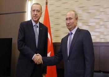 بوتين: الوضع في سوريا عصيب.. وأردوغان: سنواصل نبع السلام