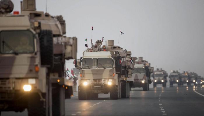 الإمارات تنهي تواجدها العسكري في عدن تماما