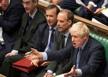 بريطانيا.. جونسون يهدد البرلمان بانتخابات مبكرة بسبب بريكست