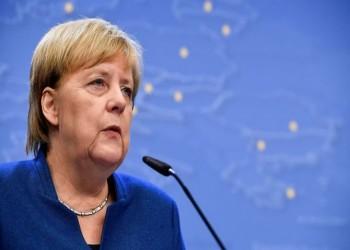 ميركل تؤيد مقترح منطقة الحماية الدولية في سوريا